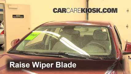 2011 Buick LaCrosse CX 2.4L 4 Cyl. Windshield Wiper Blade (Front)