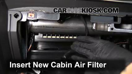 Cabin Filter Replacement: Buick Regal 2011-2017 - 2011 ...