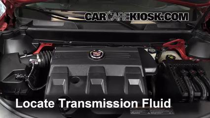 2010 Chevy Equinox Oil Type >> Add Transmission Fluid: 2010-2016 Cadillac SRX - 2011 Cadillac SRX 3.0L V6