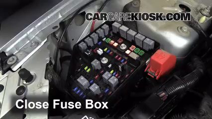 blown fuse check 2005-2011 cadillac sts - 2011 cadillac ... cadillac sts fuse box location 2011 cadillac sts fuse box