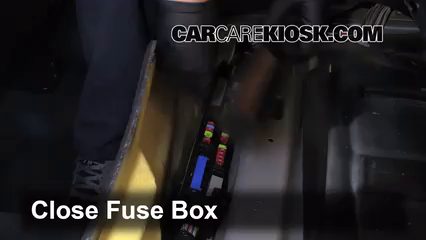 interior fuse box location 2004 2009 cadillac srx 2007cadillac srx fuse box locations youtube