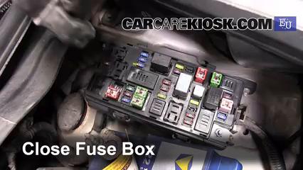 [DIAGRAM_1CA]  Replace a Fuse: 2010-2015 Chevrolet Beat - 2011 Chevrolet Beat Campus 1.0L  4 Cyl. | Chevrolet Beat Fuse Box |  | CarCareKiosk