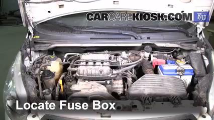 [GJFJ_338]  Replace a Fuse: 2010-2015 Chevrolet Beat - 2011 Chevrolet Beat Campus 1.0L  4 Cyl. | Chevrolet Beat Fuse Box |  | CarCareKiosk