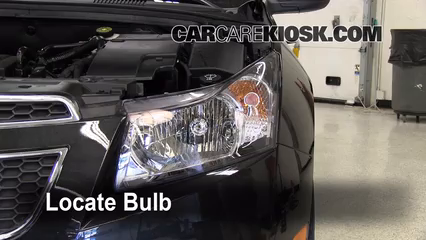 2011 Chevrolet Cruze LT 1.4L 4 Cyl. Turbo Lights