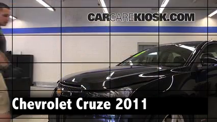 2011 Chevrolet Cruze LT 1.4L 4 Cyl. Turbo Review