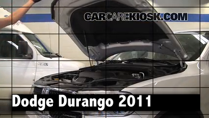 2011 Dodge Durango Crew 3.6L V6 FlexFuel Review