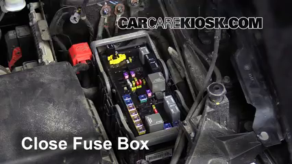 2009-2019 Dodge Journey Interior Fuse Check - 2010 Dodge ...