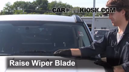 2011 Dodge Nitro Heat 3.7L V6 Windshield Wiper Blade (Front)