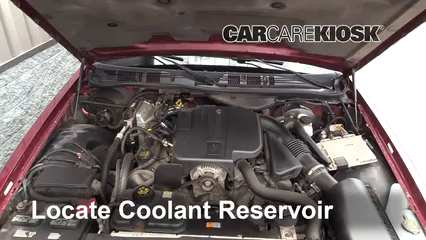 2011 Ford Crown Victoria LX 4.6L V8 FlexFuel Coolant (Antifreeze) Fix Leaks