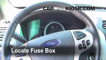 interior fuse box location 2011 2017 ford explorer 2011 ford rh carcarekiosk com