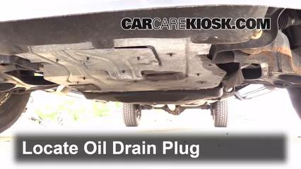 Ford F  L V Turbo Crew Cab Pickup Oil Change Oil