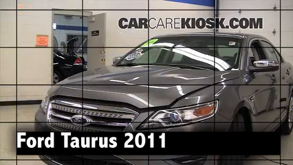 2011 Ford Taurus SEL 3.5L V6 Review