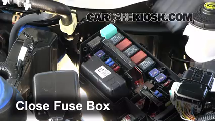 Honda Accord Lx L Cyl Ffuse Engine Part on Abs Fuse Blown