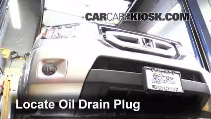 Oil U0026 Filter Change Honda Pilot (2009 2015)