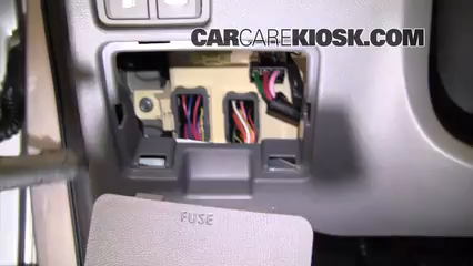 Interior Fuse Box Location: 2011-2015 Hyundai Sonata - 2011