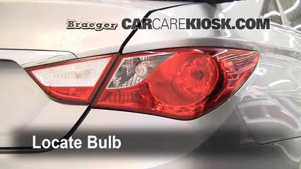 Headlight Change 2011-2015 Hyundai Sonata - 2011 Hyundai