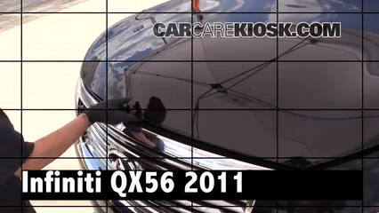 2011 Infiniti QX56 5.6L V8 Review