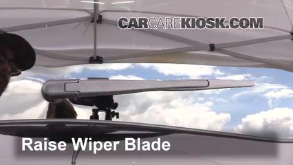 rear wiper blade change infiniti qx56 (2011 2013) 2011 Wiring Diagram Rear Wiper Qx56 infiniti genuine body electrical
