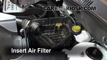 Air Filter How-To: 2011-2017 Jeep Comp - 2011 Jeep Comp 2.4L 4 ...