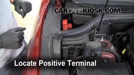 Jeep Grand Cherokee Laredo L V Fbattery Locate Part on Change Cabin Filter Chrysler