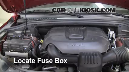 2011 Jeep Grand Cherokee Laredo 3.6L V6%2FFuse Engine Part 1 interior fuse box location 2011 2015 jeep grand cherokee 2011 2008 jeep grand cherokee fuse box diagram at edmiracle.co