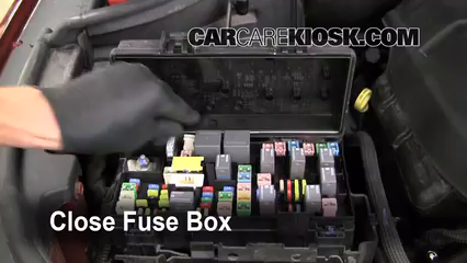 Jeep Patriot Fuse Box Location on 2009 jeep patriot wiring diagram