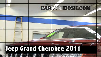 2011 Jeep Grand Cherokee Laredo 3.6L V6 Review