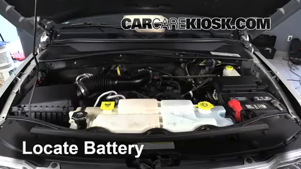 2011 Jeep Liberty Sport 3.7L V6 Battery