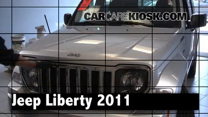 2011 Jeep Liberty Sport 3.7L V6 Review