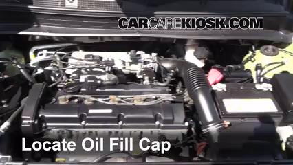 Kia Soul Oil Type >> How To Add Oil Kia Soul 2010 2013 2011 Kia Soul Plus 2 0