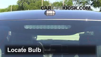 Third Brake Light Bulb Change Lincoln MKS (2009 2016)