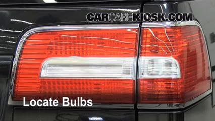 Brake Light Change 2003 2017 Lincoln Navigator 2011 Lincoln
