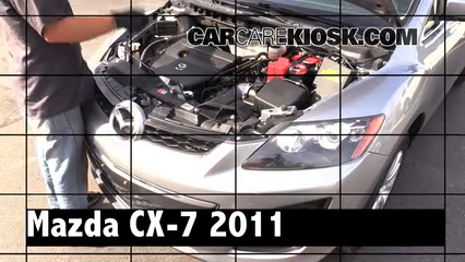2011 Mazda CX-7 Sport 2.5L 4 Cyl. Review