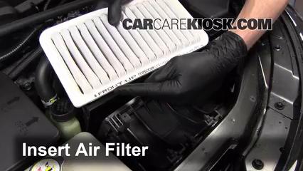 2006-2015 Mazda MX-5 Miata Engine Air Filter Check - 2011 ...
