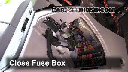 interior fuse box location 2007 2017 mercedes benz Dodge Avenger Fuse Box Fuse 20Interior 20  20Part 202
