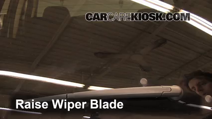 2011 Mitsubishi Endeavor LS 3.8L V6 Windshield Wiper Blade (Rear)