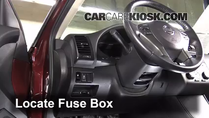 Fuse Interior Part 1 2007 2013 nissan altima interior fuse check 2010 nissan altima 2013 nissan sentra fuse box location at nearapp.co