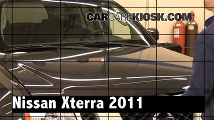 CarCareKiosk All Videos Page - Nissan Xterra 2011