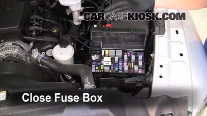 2011 Ram 1500 SLT 4.7L V8 FlexFuel Crew Cab Pickup%2FFuse Engine Part 2 interior fuse box location 2006 2009 dodge ram 3500 2008 dodge 2008 dodge ram 1500 fuse box at mifinder.co