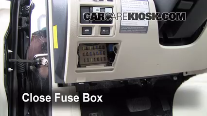 2011 Subaru Legacy 2.5i Premium 2.5L 4 Cyl.%2FFuse Interior Part 2 interior fuse box location 2010 2014 subaru legacy 2011 subaru 2011 subaru forester fuse box diagram at crackthecode.co