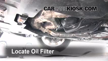 Oil & Filter Change Subaru Legacy (2010-2014) - 2011 Subaru Legacy ...