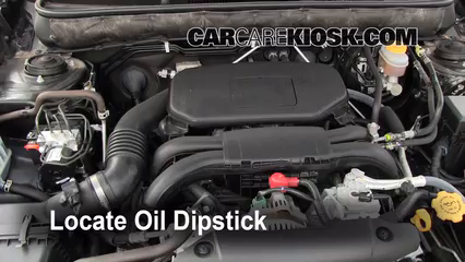 2011 Subaru Legacy 2.5i Premium 2.5L 4 Cyl. Fluid Leaks Oil (fix leaks)