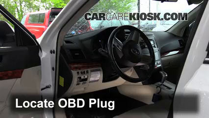 Engine Light Is On: 2010-2014 Subaru Outback - What to Do