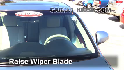 2011 Toyota Avalon 3.5L V6 Windshield Wiper Blade (Front)