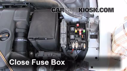 2013 vw hybrid fuse diagram