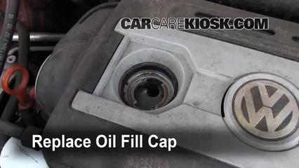 Oil & Filter Change Volkswagen Tiguan (2009-2017) - 2011
