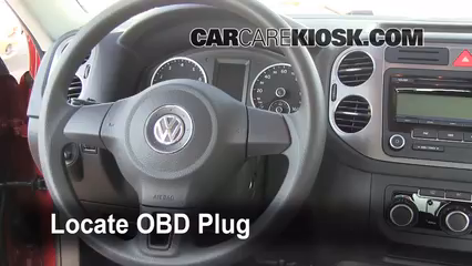 2011 Volkswagen Tiguan SE 2.0L 4 Cyl. Turbo Check Engine Light