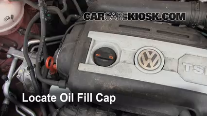 2011 Volkswagen Tiguan SE 2.0L 4 Cyl. Turbo Oil