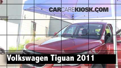 2011 Volkswagen Tiguan SE 2.0L 4 Cyl. Turbo Review
