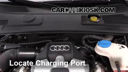 2011 Audi A6 Quattro 3.0L V6 Supercharged Air Conditioner